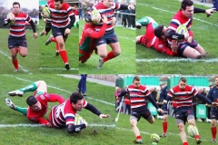 3 LAST MINUTE TRY AND CONVERSION
