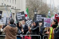 4 STOP BOMBING SYRIA
