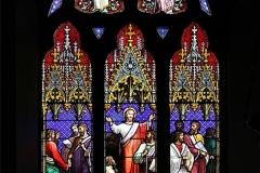 MIDDLEHAM CHURCH WINDOW by Brian Crossland