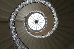 THE TULIP STAIRS by Willem Van Herp