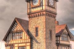 D_ELIZABETH BARRETT BROWNINGS HOUSE by Tom Allison