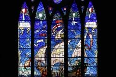 P_ST EDWARD THE CONFESSOR CHURCH WEST WINDOW by Brian Crossland