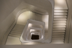 3-D-WHITE-STAIRCASE-by-Willem-Van-Herp-