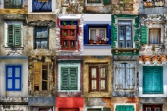P-2-FRENCH WINDOWS by Jeff Moore