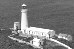 P 8 SOUTH STACK LIGHTHOUSE by Ray Evans