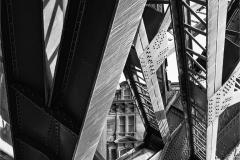 TYNE BRIDGE _ DETAIL by Jeff Moore
