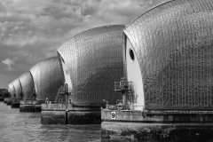THE THAMES BARRIER by Willem Van Herp