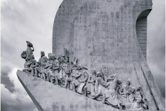 P THE MONUMENT TO DISCOVERIES by Jeff Moore