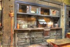 12-kitchen range brodsworth