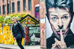 1 Bowie Mural