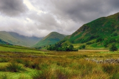 11 CLOUDS GATHERING ABOVE MARTINDALE by Jeff Moore