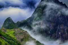 6 FIRST VIEW OF MACHU PICCHU FROM THE INCA TRAIL by Jeff Moorejpg
