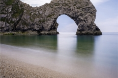 D DUNDLE DOOR DORSET by Jeff Moore