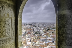 THROUGH THE ARCH WINDOW by Jeff Moore