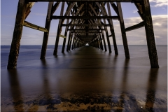 UNDER STEELEY PEIR BY Jeff Moore