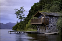 D THE BOAT HOUSE by Jeff Moore