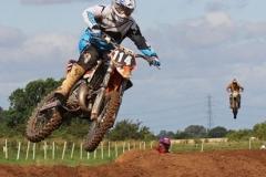 Motocross-Action