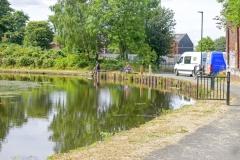 Tinsley Canal Walk July 2018